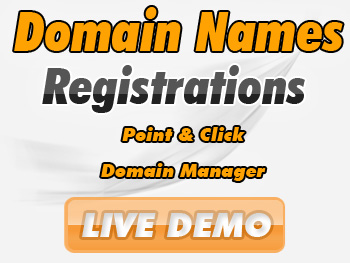 Half-price domain registration & transfer service providers